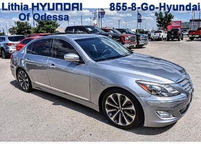2012 Hyundai Genesis 5.0L R-Spec (TITANIUM GRAY METALLIC)
