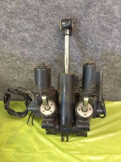 Purchase Clean Used Freshwater Johnson or Evinrude Tilt & Trim 1978-1998 60-200 HP motorcycle in Scottsville, Kentucky, United States, for US $289.00