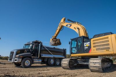 Dump truck & equipment financing - (C & D) credits OK