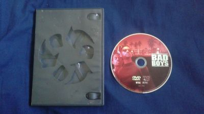 Bad Boys DVD (Columbia Pictures 1995, 2000)