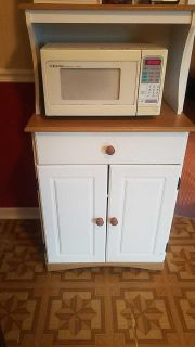 Rolling Kitchen Cabinet