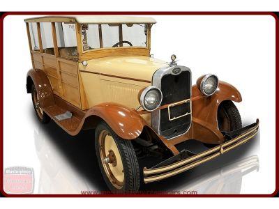1928 Chevrolet Woody Wagon