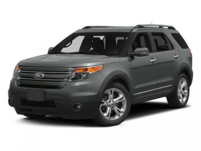 2014 Ford Explorer Limited (Ingot Silver Metallic)