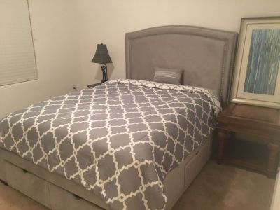 Furnished Rooms for Rent - Responsible 1 person