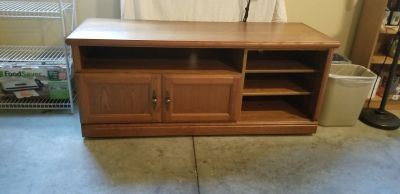 T.v. stand / stereo cabinet