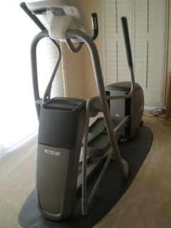 Precor 5.37 Elliptical Trainer Home Gym Equipment