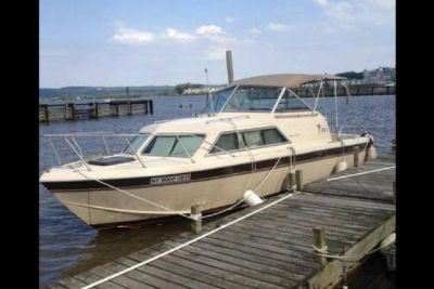 1982 Chris Craft Crusader 251
