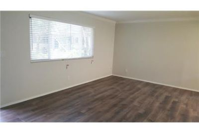Rare opportunity to live in a peaceful San Roque, 1 block from State. Offstreet parking!
