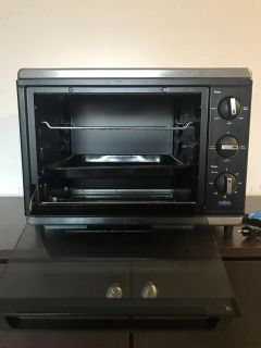 KRUPS Convection Oven, Toaster and Rotisserie- LIKE NEW!