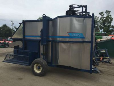 1998 Other Korvan 930 Blueberry Harvester