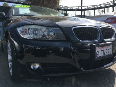 2011 BMW 328i BLACK ONLY 77K MILES!