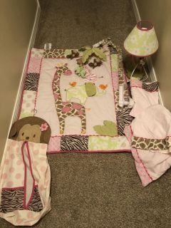 Carters Jungle Baby Girl collection