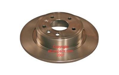 Purchase NEW Zimmermann Disc Brake Rotor - Rear 480154600 SAAB OE 12763591 motorcycle in Windsor, Connecticut, US, for US $39.21