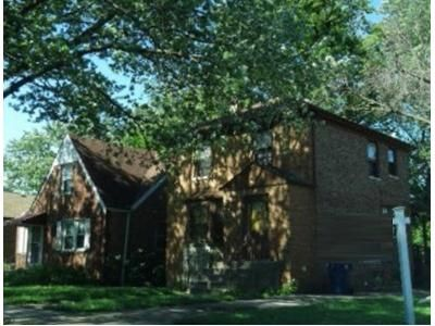 2 Bed 1.5 Bath Foreclosure Property in Evergreen Park, IL 60805 - S Maplewood Ave