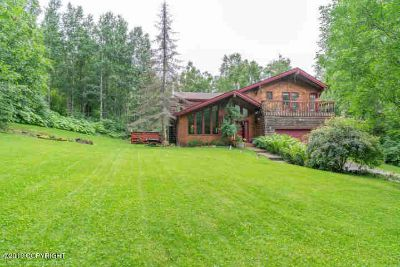 25260 Schaff Drive Chugiak, Outstanding home with four