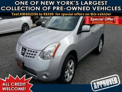 2010 Nissan Rogue S (Silver Ice Metallic)