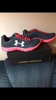 Brand New Women's Under Armour Shoes Size 9