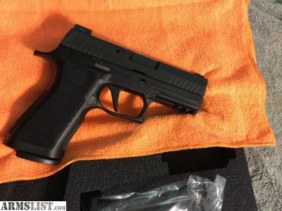 For Sale: Sig 320 X Carry 9mm like new!