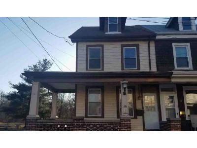 4 Bed 1.5 Bath Foreclosure Property in Mount Holly, NJ 08060 - Bispham St