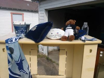 COWBOYS FAN PACKAGE plus more (KILLEEN)