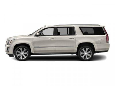 2015 Cadillac Escalade ESV Platinum (White Diamond Tricoat)