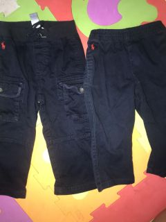 2 new condition polo boy size 18m and 24m