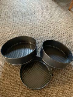 Springform pans (3)