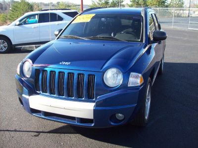 2009 Jeep Compass Limited (Blue)