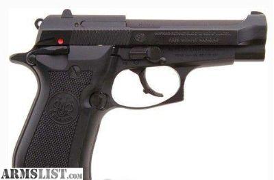 For Sale: Beretta 85FS Cheetah .380 (GJ85F200)