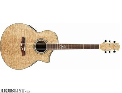 For Sale/Trade: Ibanez acoustic/electric