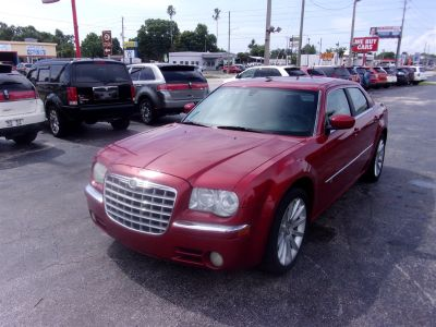 2008 Chrysler 300 C HEMI (Red)