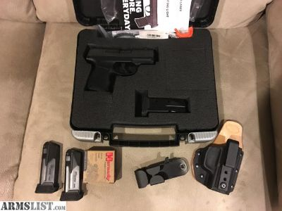 For Sale: Sig Sauer P365 9mm sub compact