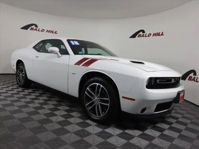 2018 Dodge Challenger GT ALL-WHEEL DRIVE (White Knuckle)