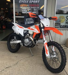 2019 KTM 350 XC-F Motorcycle Off Road Hobart, IN