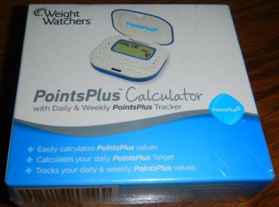 NEW Weight Watchers Points Plus Calculator Daily Weekly Tracker