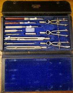 Vintage Drafting set II