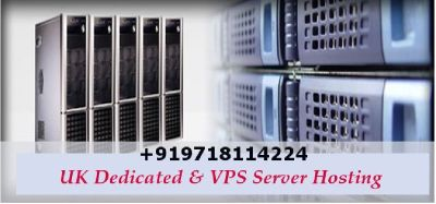 Best UK Dedicated Server Hosting Provider Company