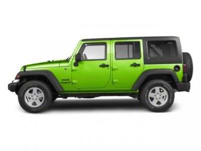 2012 Jeep Wrangler Unlimited Sahara (Gecko Pearl)
