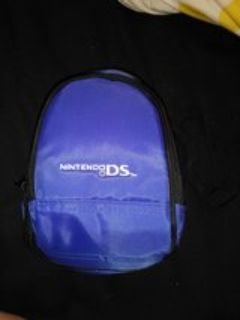 Nintendo DS game backpack