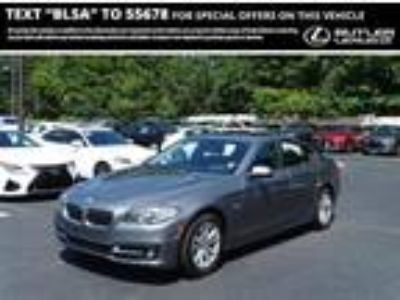 used 2016 BMW 5-Series for sale.