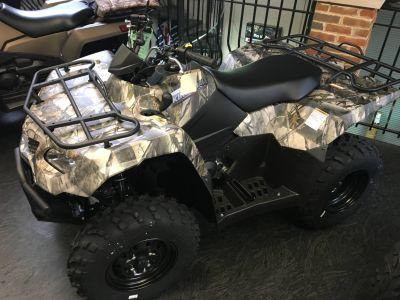 2019 Suzuki KingQuad 400ASi Camo Utility ATVs Bedford Heights, OH