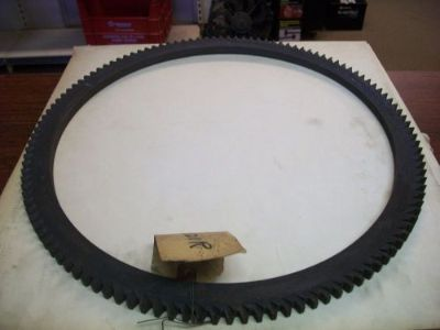 Find 1948-51 FORD TRUCK FLYWHEEL RING GEAR H120R 120 TEETH NOS motorcycle in Golden Valley, Arizona, United States, for US $96.95