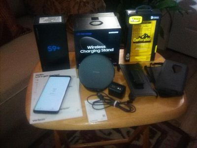 Samsung Galaxy S9 Plus Package Deal (Version)