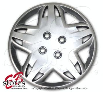 """Sell One Set (4pcs) of 14 inch Rim Wheel Skin Cover Hubcap Hub caps 14"""" Style#509 motorcycle in La Puente, California, US, for US $26.35"""