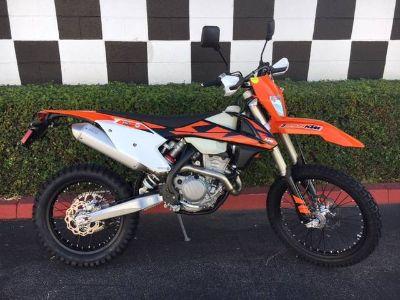 2018 KTM 350 EXC-F Dual Purpose Motorcycles Costa Mesa, CA