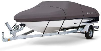 Purchase STORMPRO MODEL B BOAT V-HULL COVER 14-16 FT (CL-88928) motorcycle in West Bend, Wisconsin, US, for US $99.99