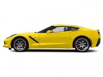 2019 Chevrolet Integra Base (Corvette Racing Yellow Tintcoat)