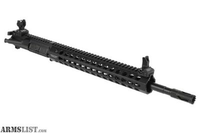 """For Sale: troy ar15 16"""" flat top upper"""