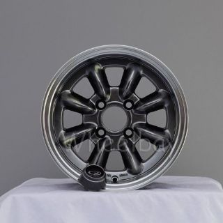 Purchase ROTA WHEEL RB 13X8 4X114.3 4 73 RHYPBLK motorcycle in Pleasanton, California, United States, for US $435.00