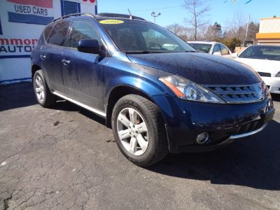 2007 Nissan Murano S (Midnight Blue Pearl)